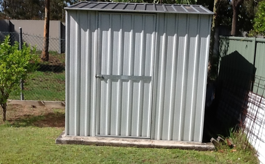 Great Storage Shed in Kingston