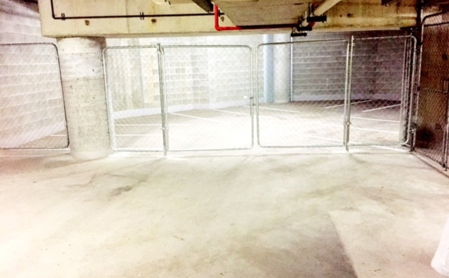 Clean and Secure Storage Space in Brisbane CBD #1