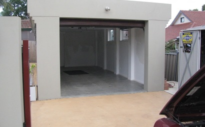 Large Single Garage Gladesville 2111 - lower North Shore - Security - Easy Access