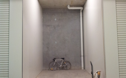 STORAGE UNIT, 6m X 3m, 5m HIGH, SECURE COMPLEX in Marrickville