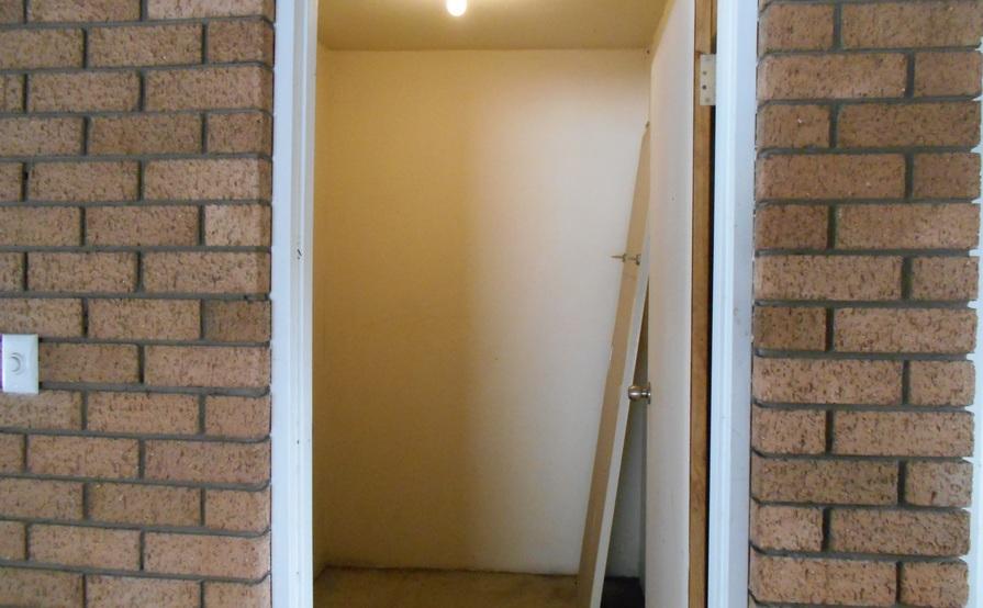 Parramatta - Locked up storage room in a quiet neighbourhood