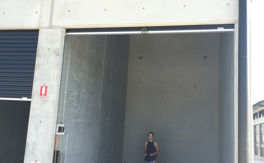 Single Garage in Newcastle