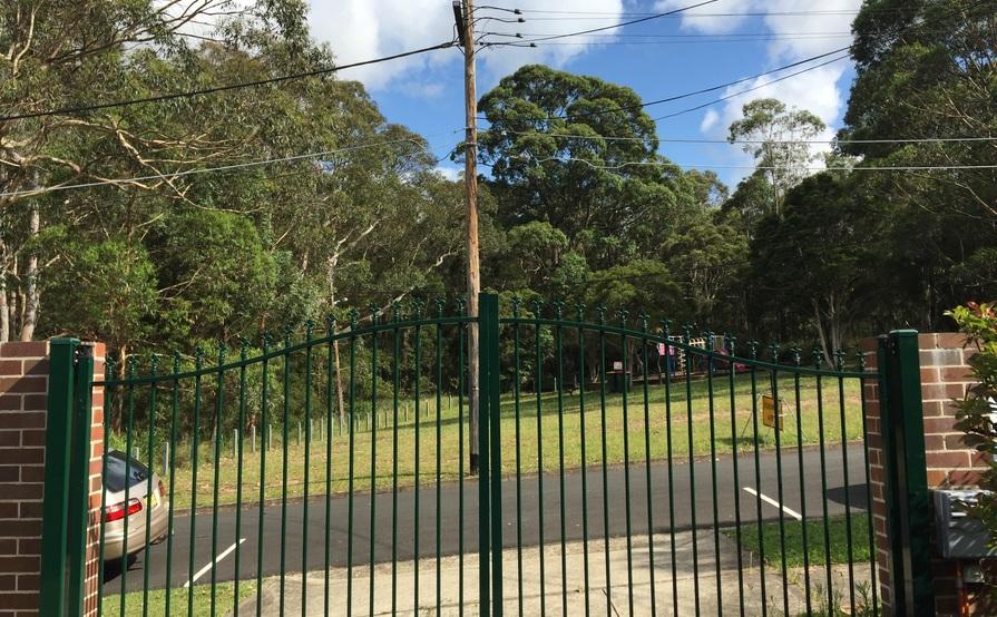 Secure storage in Ryde LGA