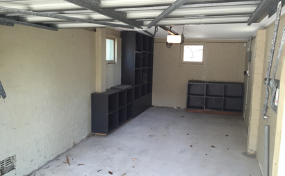 Single Garage in Lindfield - Neat & Tidy