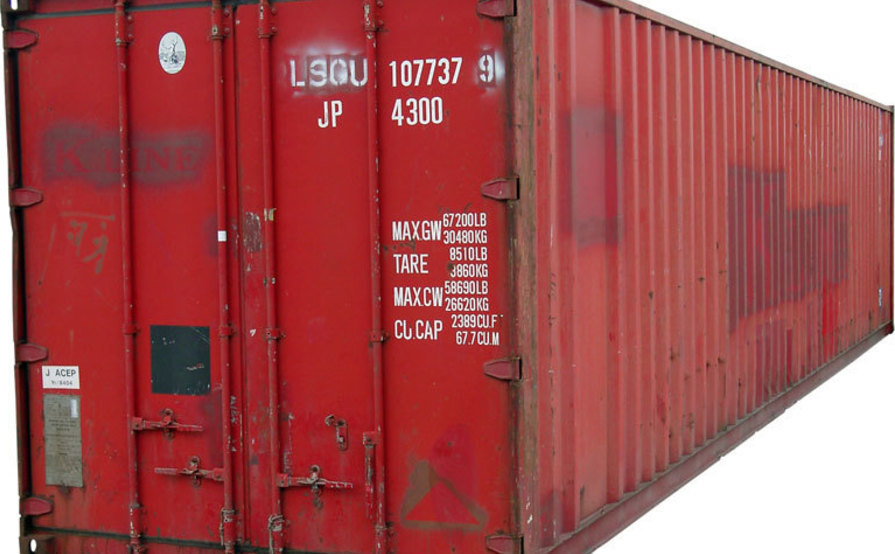20ft Container Storage Yard in Yatala between Brisbane & Gold Coast