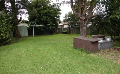 Level Grassy Area in Wentworthville #2