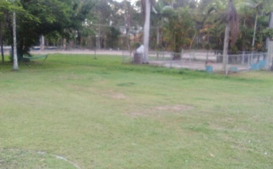 Yard Space for Storing a Caravan - Yatala