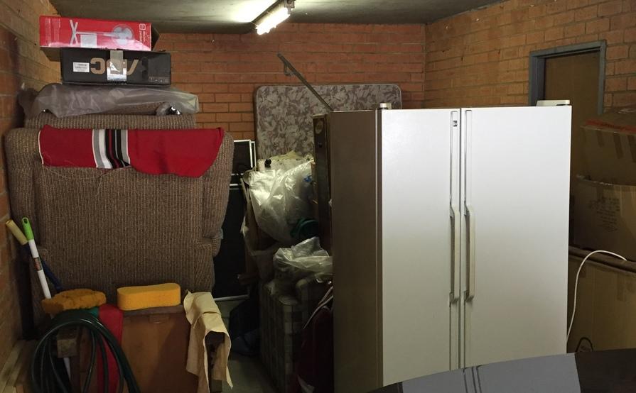 Marrickville Large Tandem Garage 30sqm