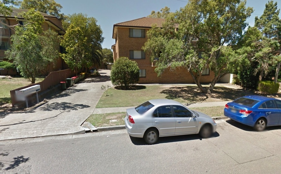 Westmead - Single lock up garage for parking or storage