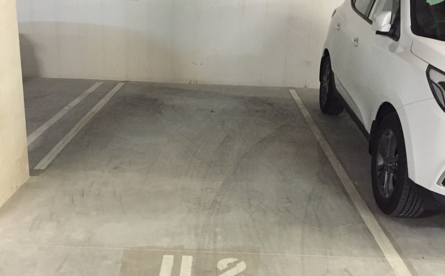 Secure Car Space in Ryde