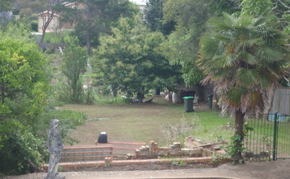 Yard space in Normanhurst