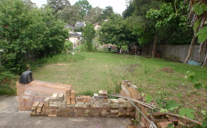 Yard space in Normanhurst