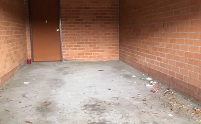 Single garage in Westmead