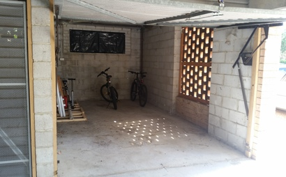 Large, locked-up garage in Macquarie Park