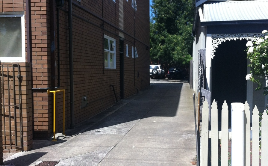 Parking Space in Brunswick