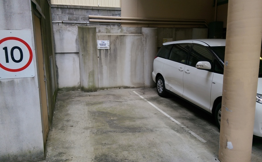 Car space available in Hurstville  (Available by August 1)