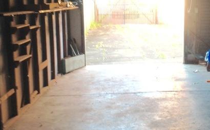 Two-car tandem garage in Greystanes