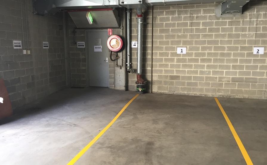 Alexandria - Secure underground carpark space near The Grounds #1