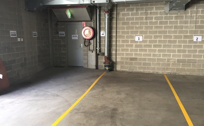 Alexandria - Secure underground carpark space near The Grounds #1