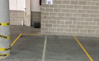 Alexandria - Secure underground carpark space - for Motorbike or Trailer -  #11