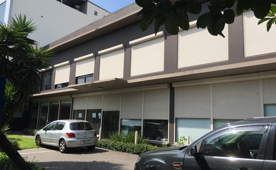 Mascot Secure Storage in Commercial Warehouse  17sqm with 3.2m height