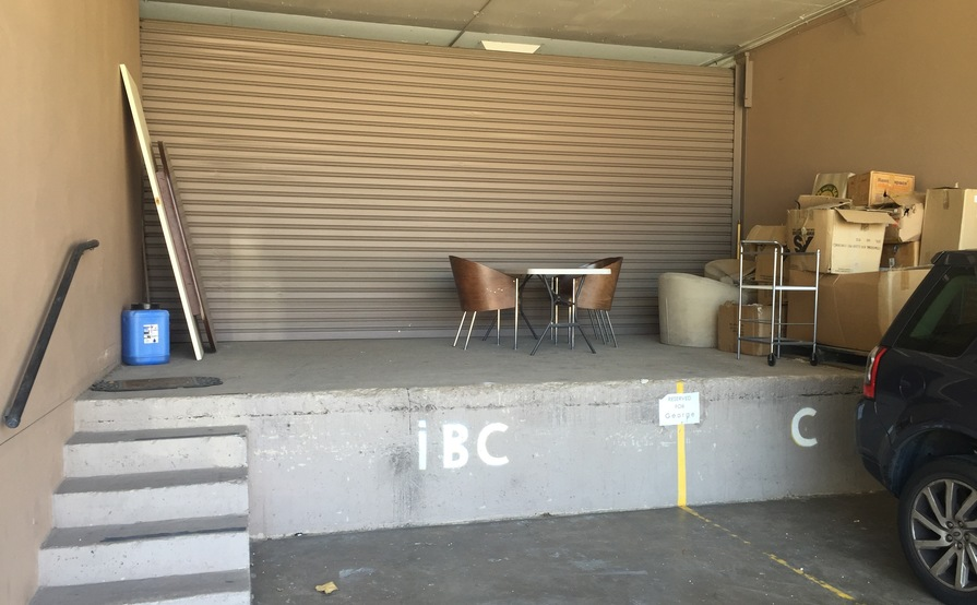 St Peters / Mascot Large Secure Storage Space 27sqm with 3.2m height
