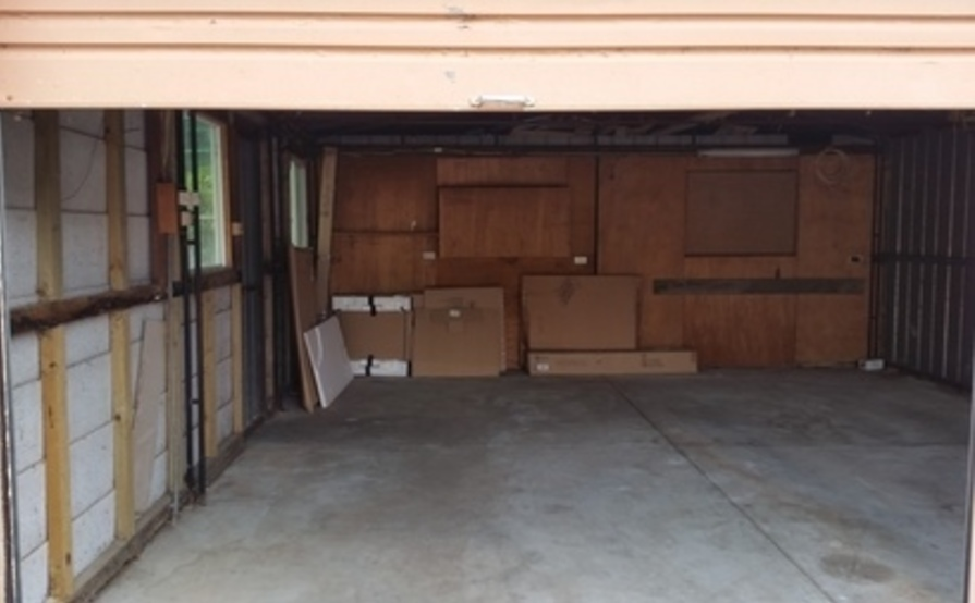 Single car space of a double garage - neat and clean condition in Glen Waverley