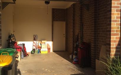 Single Car Garage in Newport