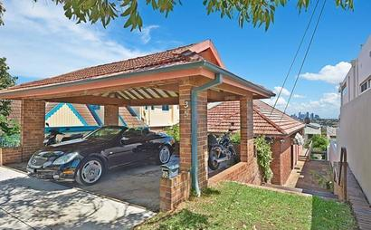Single Carport in Dover Heights #1 (available starting Aug. 21)