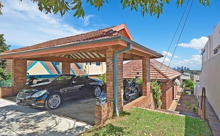 Single Carport in Dover Heights #2