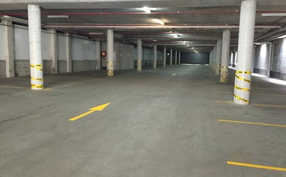 Alexandria - Secure underground carpark space near The Grounds #9
