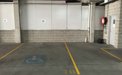 Alexandria - Secure underground carpark space near The Grounds #10