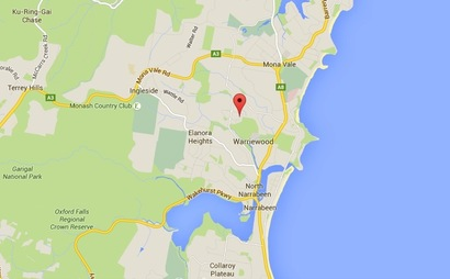 Double Lockup Garage in Warriewood / Northern Beaches