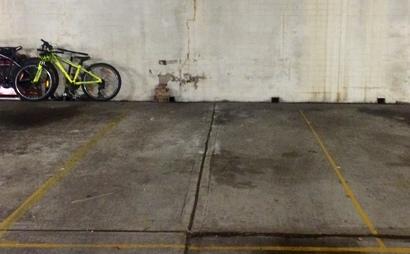 Single Secure Undercover Car Parking Spot