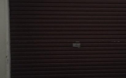 Garage for storage in Canterbury