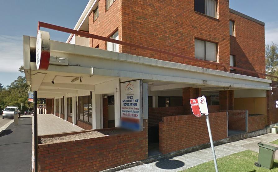 Single lock-up garage in Parramatta