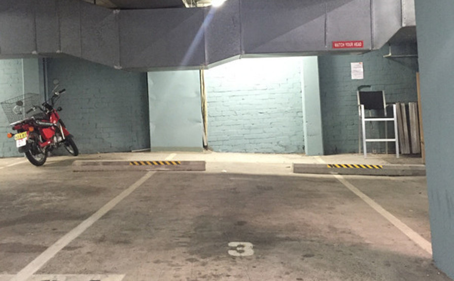 Secure Undercover Garage Space - Great Price! Great Location!
