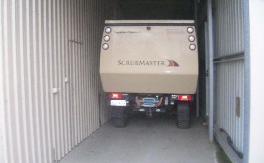 Storage CARAVANS MOTORHOMES BOATS  MOTOR VEHICLES TRUCKS MACHINERY