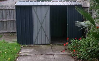 Rent Out My Garden Shed Spacer