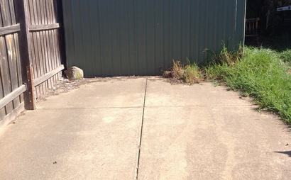 Westmeadows - Caravan/Boat Storage on a Secured Yard/Driveway