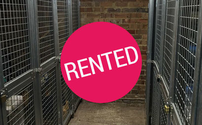 Secure Storage Cage in Neutral Bay - Perfect Location for your Bikes/Golf Clubs/Stuff