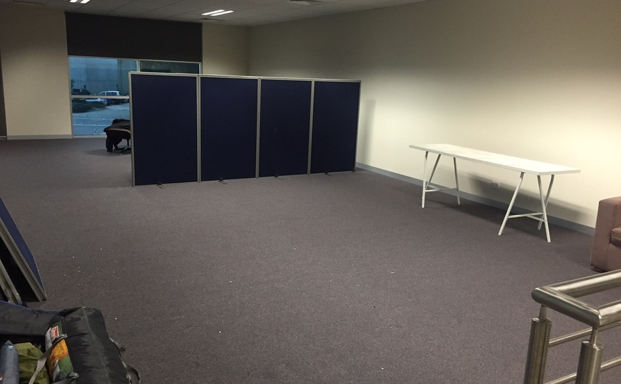 Dandenong South - storage room (former office space) #4