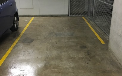 Underground Parking Space & Separate Storage Cage