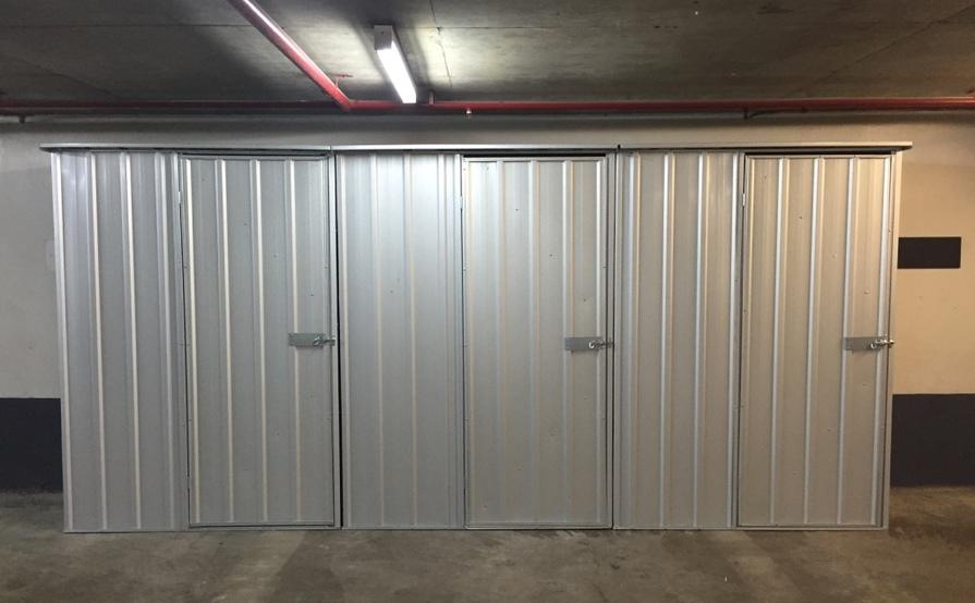 Sydney City CBD Storage Cage near Wynyard Station #1