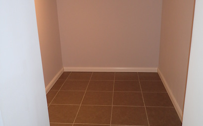 Finished basement - exclusive use of dry, large room