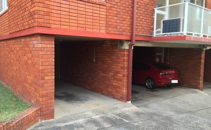 Randwick - 24/7 accessible car parking space