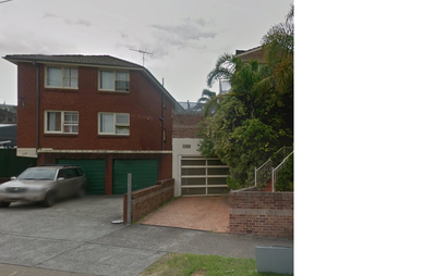 Waverley - Double Garage for Parking in Carrington Rd