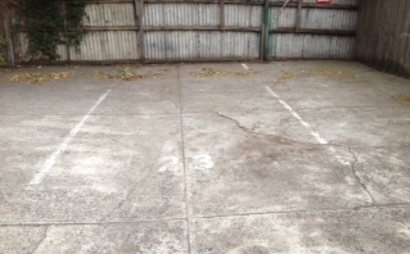 Parkville open parking space at St Leonards Ave (short to long term rent)