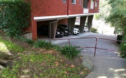 Wollstonecraft - Undercover Parking Space for Rent