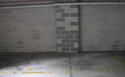 Newtown - secure underground parking space #2